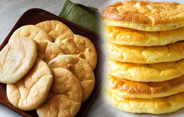 Evde un kullanmadan ekmek nasıl yapılır? Oopsie ekmek tarifi