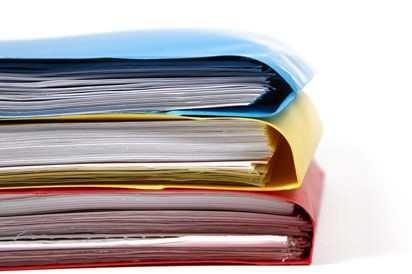 Hastane için evraklar