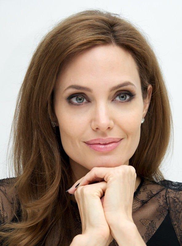 Angelina Jolie aile içi şiddete değindi