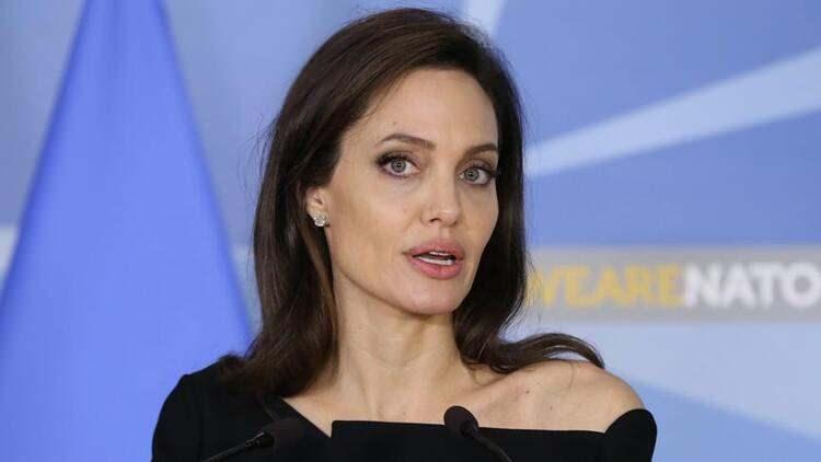Angelina Jolie'nin sosyal izolasyon sürecine ilişkin açıklaması