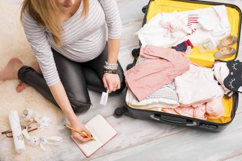 Doğum çantası nasıl hazırlanır? Doğum çantasına ne konur?