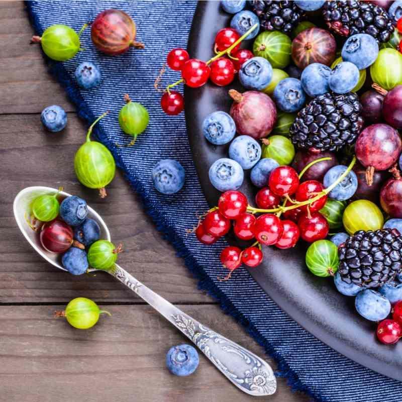 antioksidan bakımından zengin olan besinler