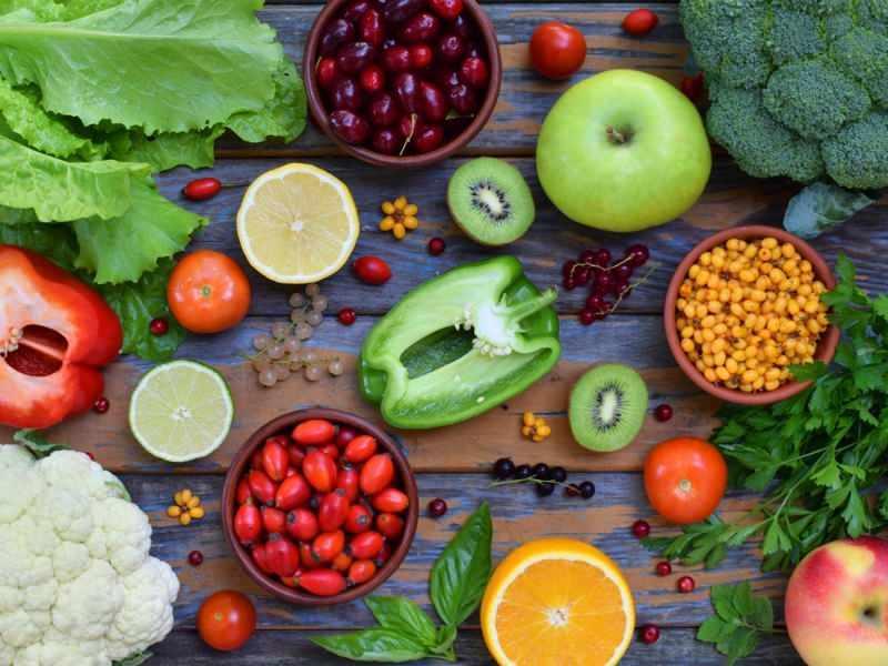 antioksidan bakımından en zengin besinler sarımsak domates ve nardır