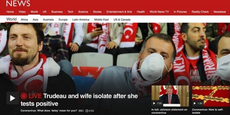 BBC'den skandal algı operasyonu
