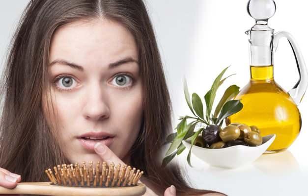 zeytinyağı ile saç bakımı! Kolay saç bakımı
