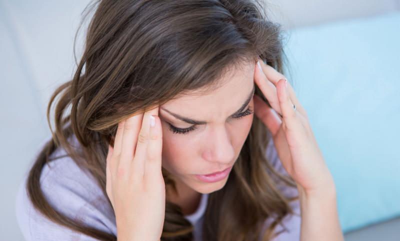 baş ağrısı birçok sebepten ötürü görülebilir