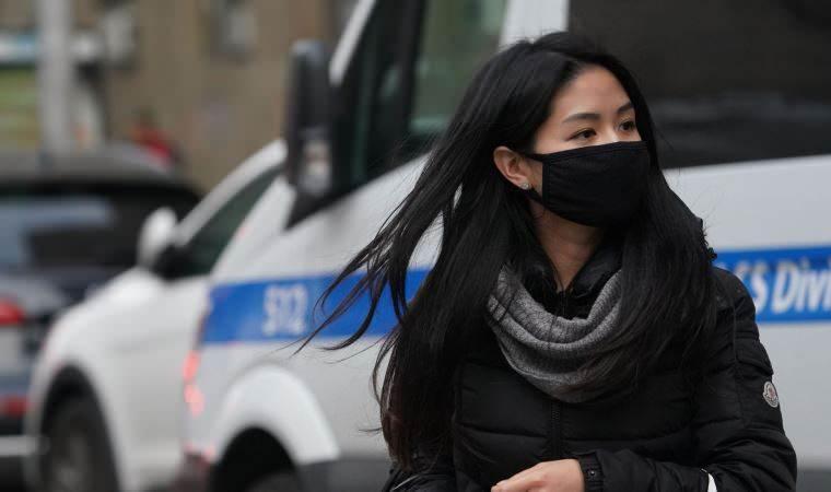 siyah maskeler virüsü yüzeyde tutar