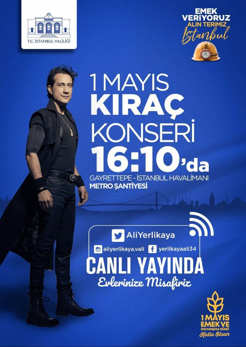 İstanbul Valiliği Kıraç Konseri