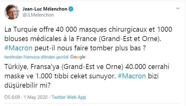 Fransız milletvekilinden küstah Türkiye tepkisi