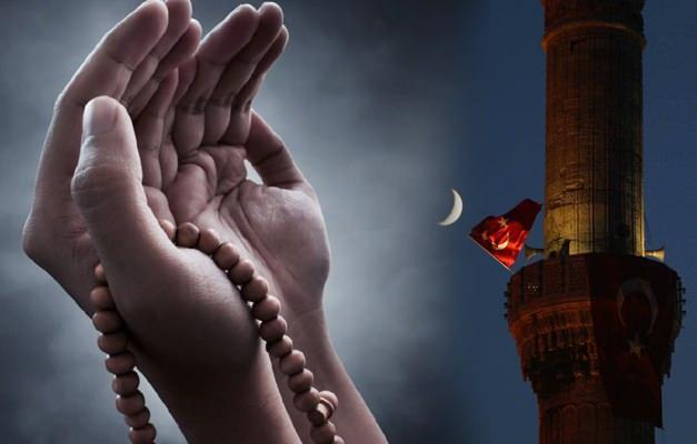 Ezan duası arapça ve türkçe okunuşu