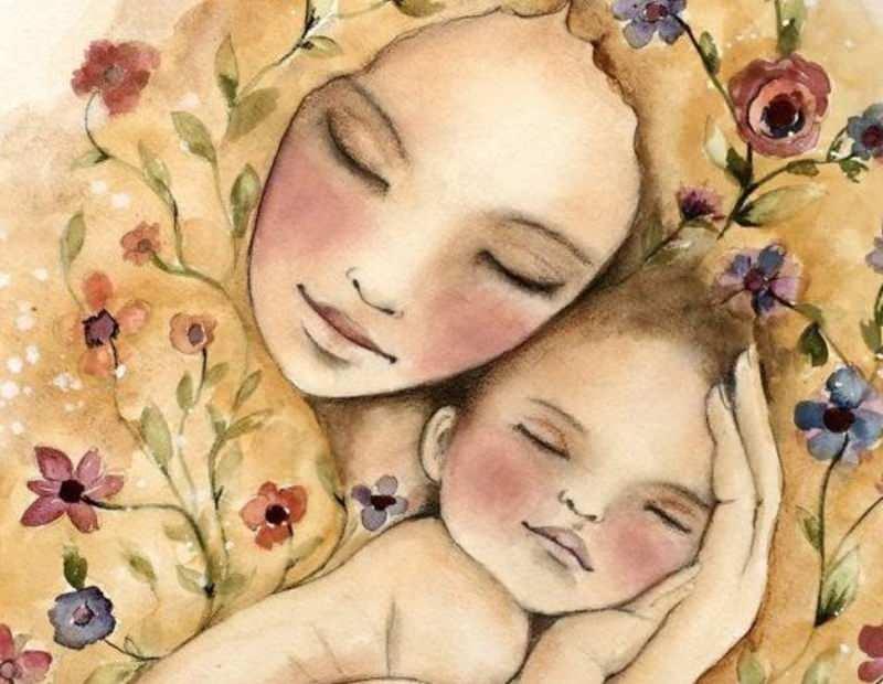 Annelik şefkati ve merhameti