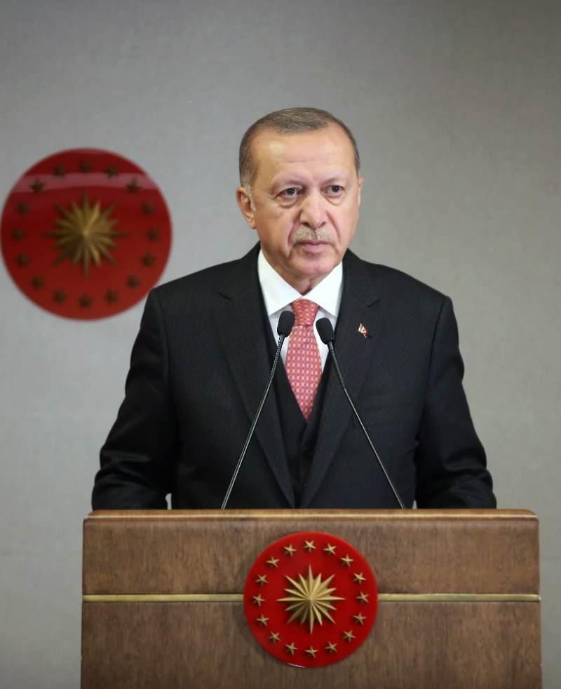başkan erdoğan kabine toplantısı sonrası konuştu