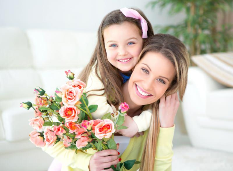 Anneler Günü çiçek seçimi
