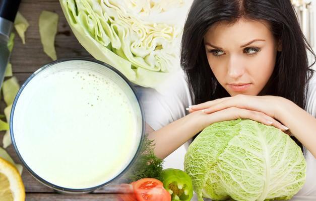 Zayıflamak için lahana suyu nasıl yapılır? Lahana suyu diyeti
