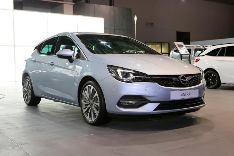 2020 Opel Astra