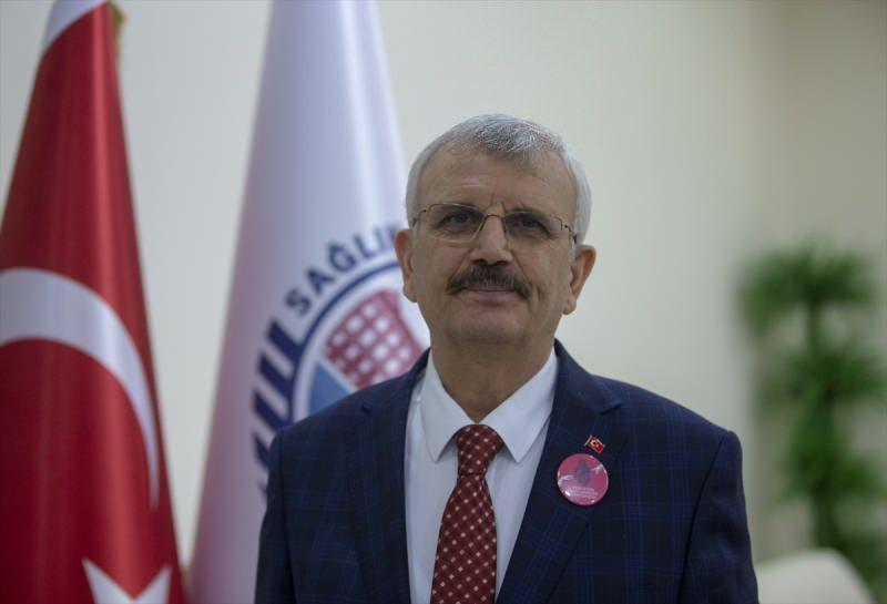 Sağlık Bilimleri Üniversitesi Rektörü Prof. Dr. Cevdet Erdöl