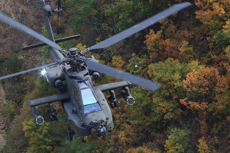AH-64E....