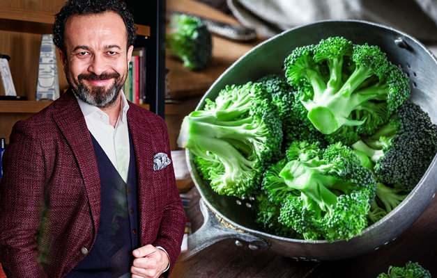 brokoli kürü nasıl yapılır? Haşlanmış brokoli suyu tarifi