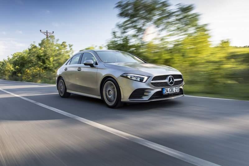 Mercedes-Benz A-Serisi