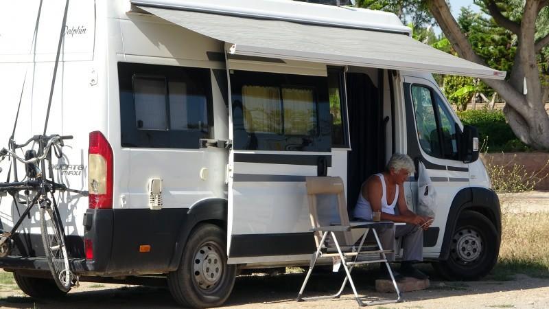 Antalya'da karavanlı tatilcilerin sayısı artıyor - SEYAHAT Haberleri