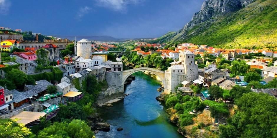 Balkanlar'da vizesiz gezilecek 5 ülke