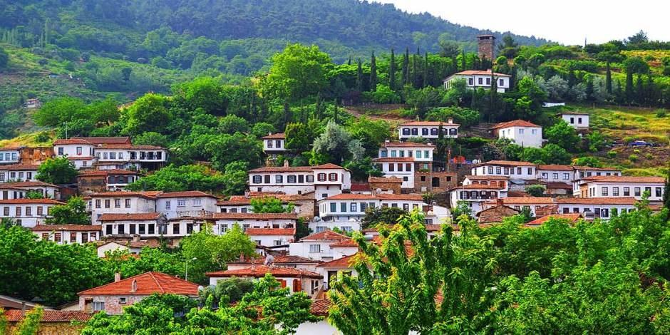 Dünyaca ünlü Şirince Köyü, en sessiz günlerini yaşıyor