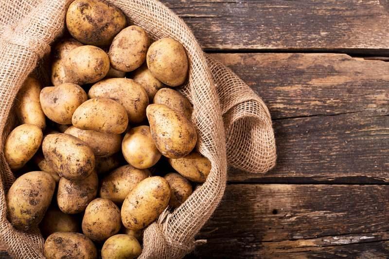 patates güçlü bir karbonhidrattır