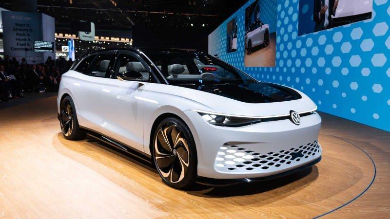2020 Volkswagen ID. SPACE VIZZION