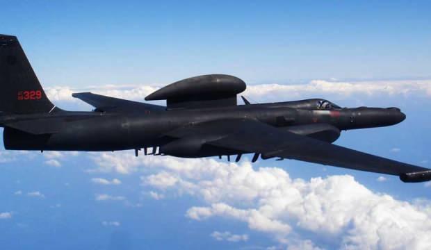 ABD'nin istihbarat uçağı Doğu Akdeniz semalarında