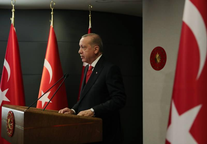 Son dakika haberi: Cumhurbaşkanı Erdoğan, Kabine Toplantısı'nın ardından alınan kararları açıkladı