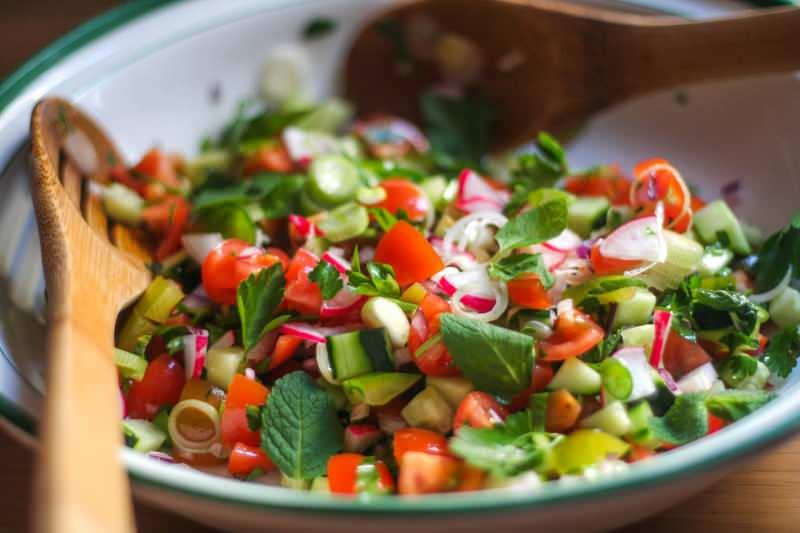 Kilo verdiren ve tok tutan salata nasıl yapılır? Diyet salata tarifi