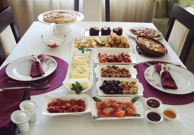 bayram sonrası kahvaltı nasıl yapılmalı