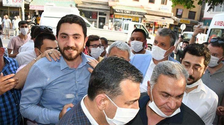 Saldırının şüphelileri arasında yer alan CHP Yüreğir Gençlik Kolları Başkanı Eren Yıldırım tutuklandı.