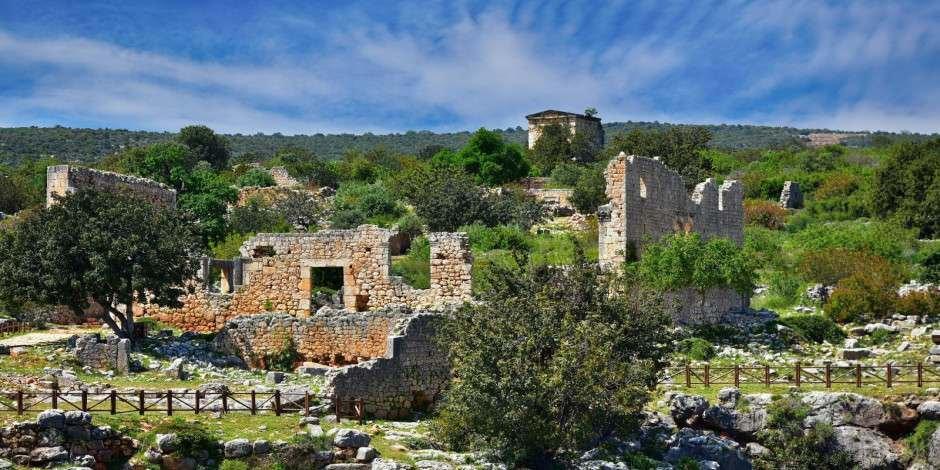 Mersin'in gezilecek turistik yerleri yeniden düzenleniyor