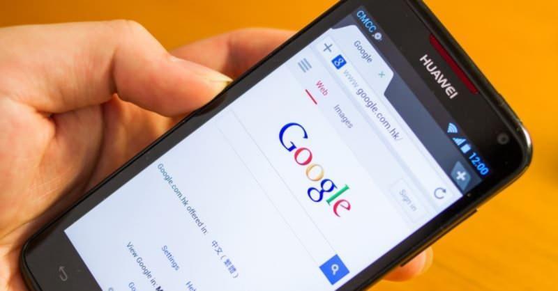 Huawei, Google