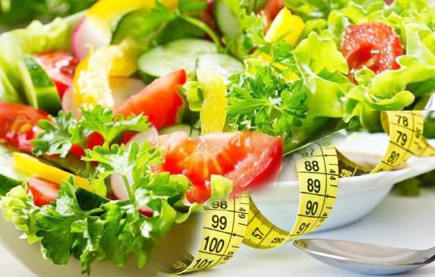 Salata diyeti nasıl yapılır? Salata diyeti listesi