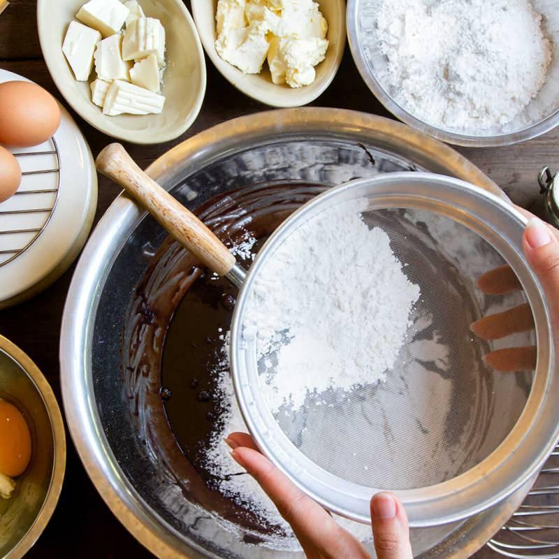 Şekersiz kek yapımı! Şeker kullanmadan kek nasıl yapılır? Diyet kek tarifi