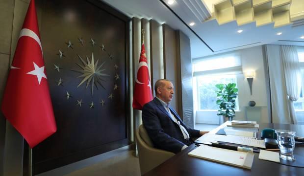 Erdoğan tek tek hatırlatarak 81 il teşkilatına seslendi