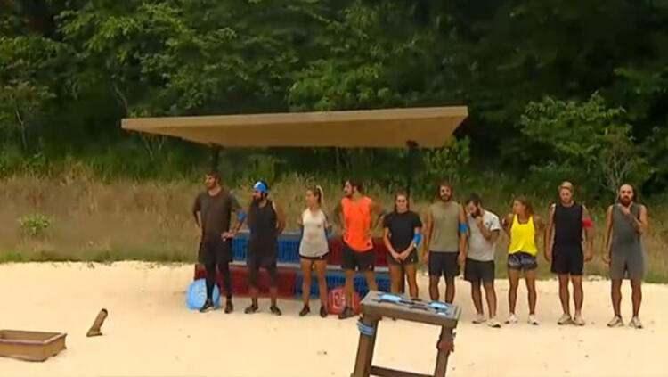Survivor'da kaptanlık yarışını kazanan isimler Sercan Yıldırım ve Cemal Can oldu