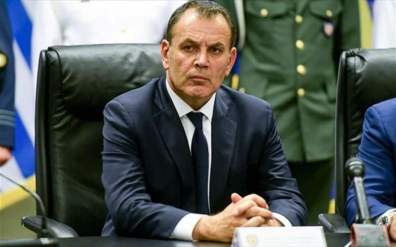 Yunanistan Savunma Bakanı Nikos Panagiotopoulos