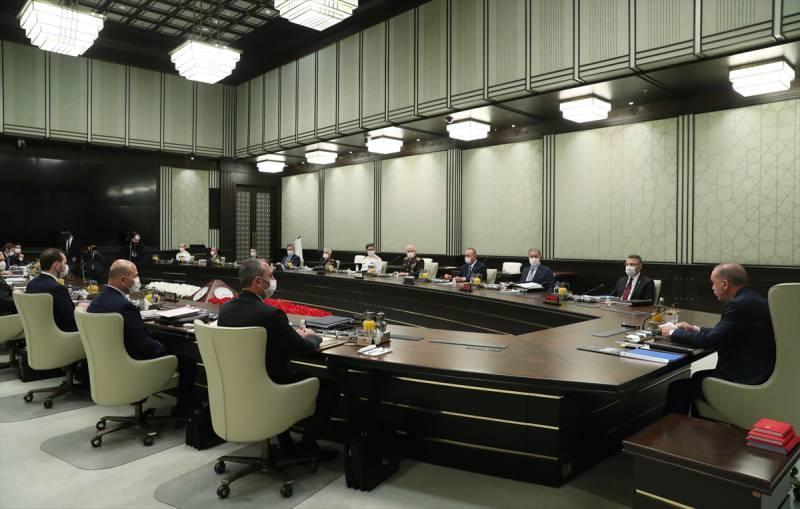 Son dakika: MGK Toplantısının ardından kararlar açıklandı