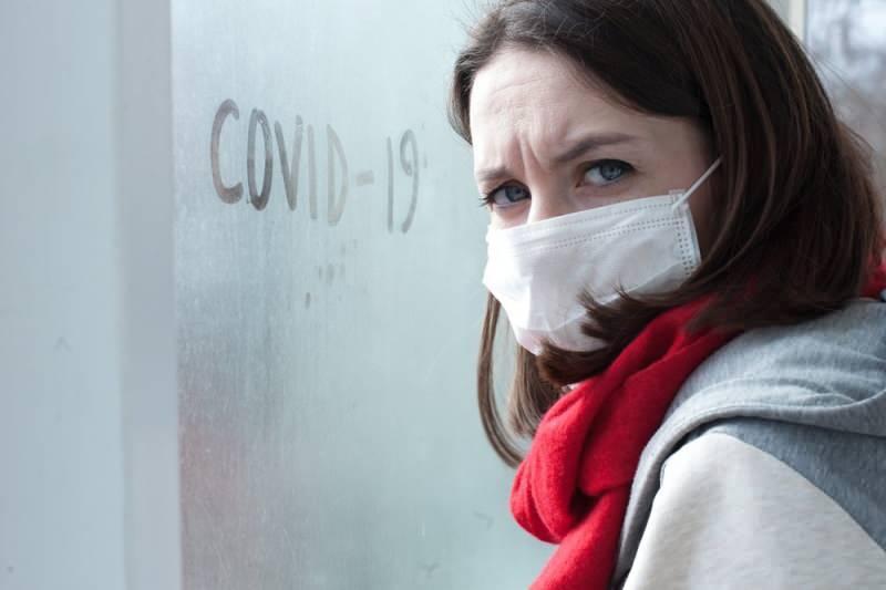 koronavirüs depresyon riskini arttırır