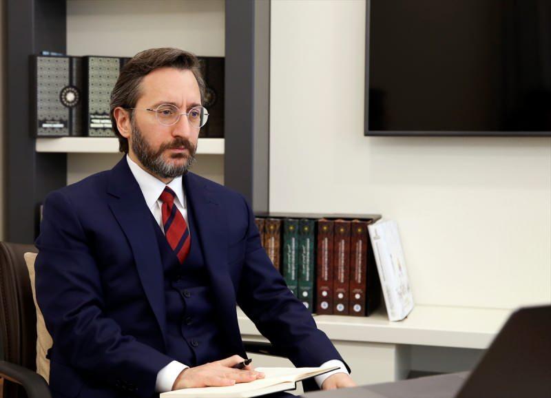 Fahrettin Altun'dan Twitter'ın kararıyla ilgili son dakika açıklaması