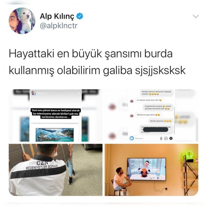 alp kılınç'ın paylaşımı