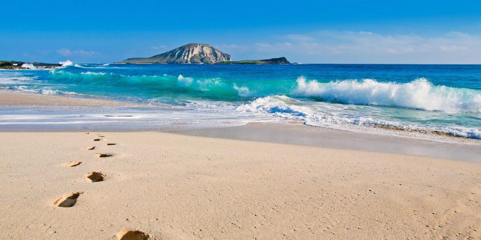 Sıra dışı plajların herkeste merak uyandıran oluşumları