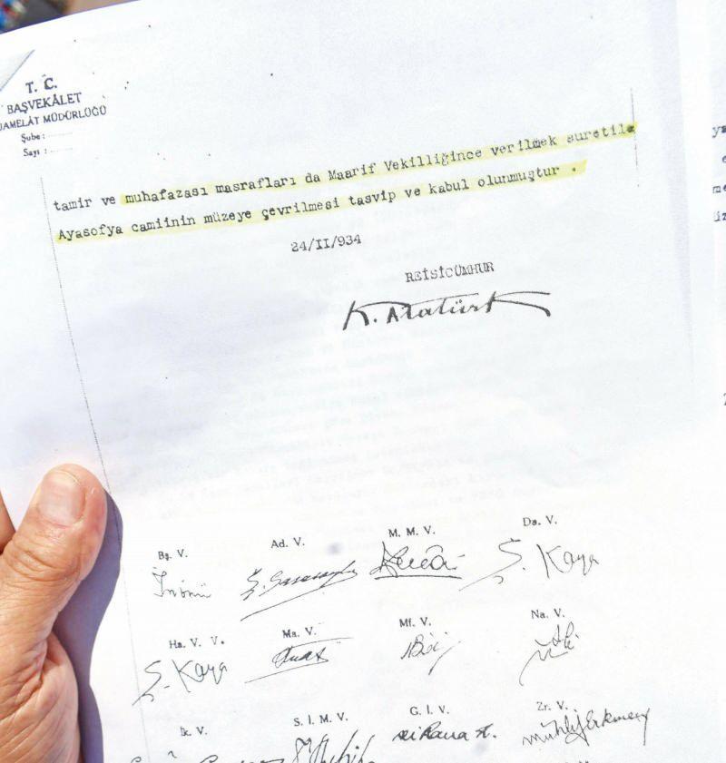 Resmi Gazete'de yayınlandığı iddia edilen belge