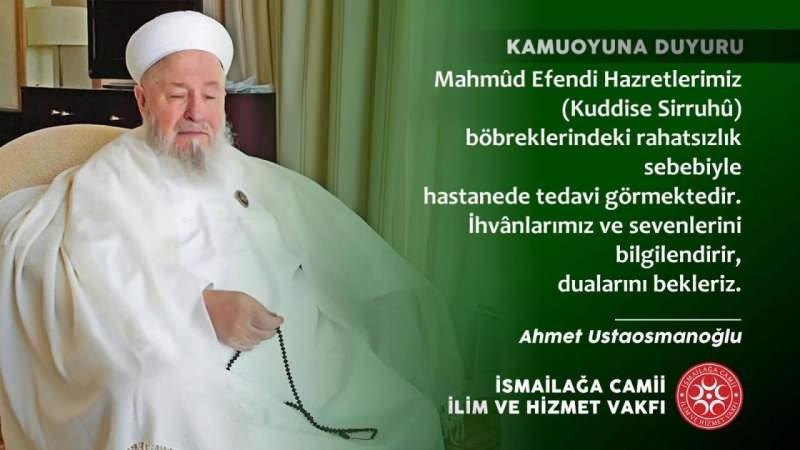 Mahmut Ustaosmanoğlu