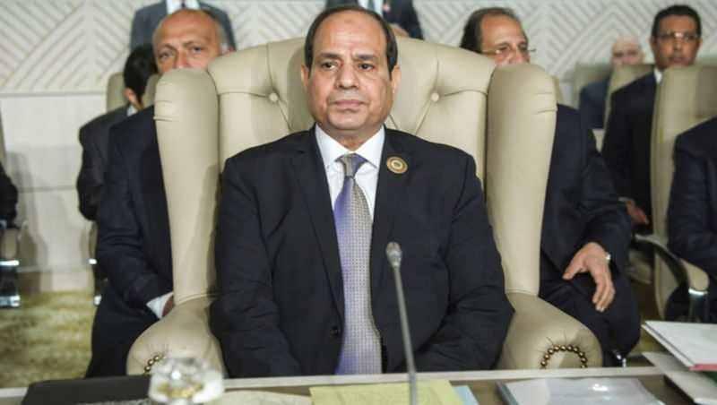 Sisi, Türkiye'nin Libya'nın meşru hükümeti ile birlikte darbeci Hafter'e karşı gerçekleştirdiği ilerleyişi hazmedemeyerek 'Libya'daki son gelişmeler Mısır'a yasal olarak müdahale hakkının yolunu açmıştır.' ifadelerini kullandı.