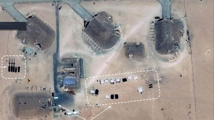 Son dakika: Rusya'nın Libya'da kurduğu üssün görüntüleri