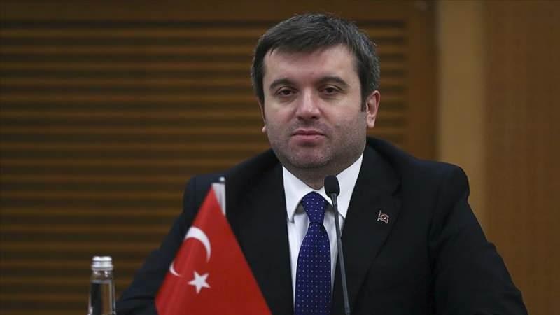 Dışişleri Bakan Yardımcısı Yavuz Selim Kıran